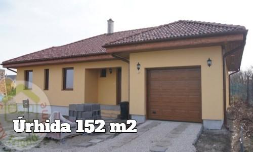 úrhida-típusterv-152m2