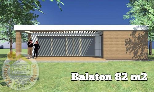 balaton-típusterv-82m2