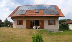 nulla energiás ház