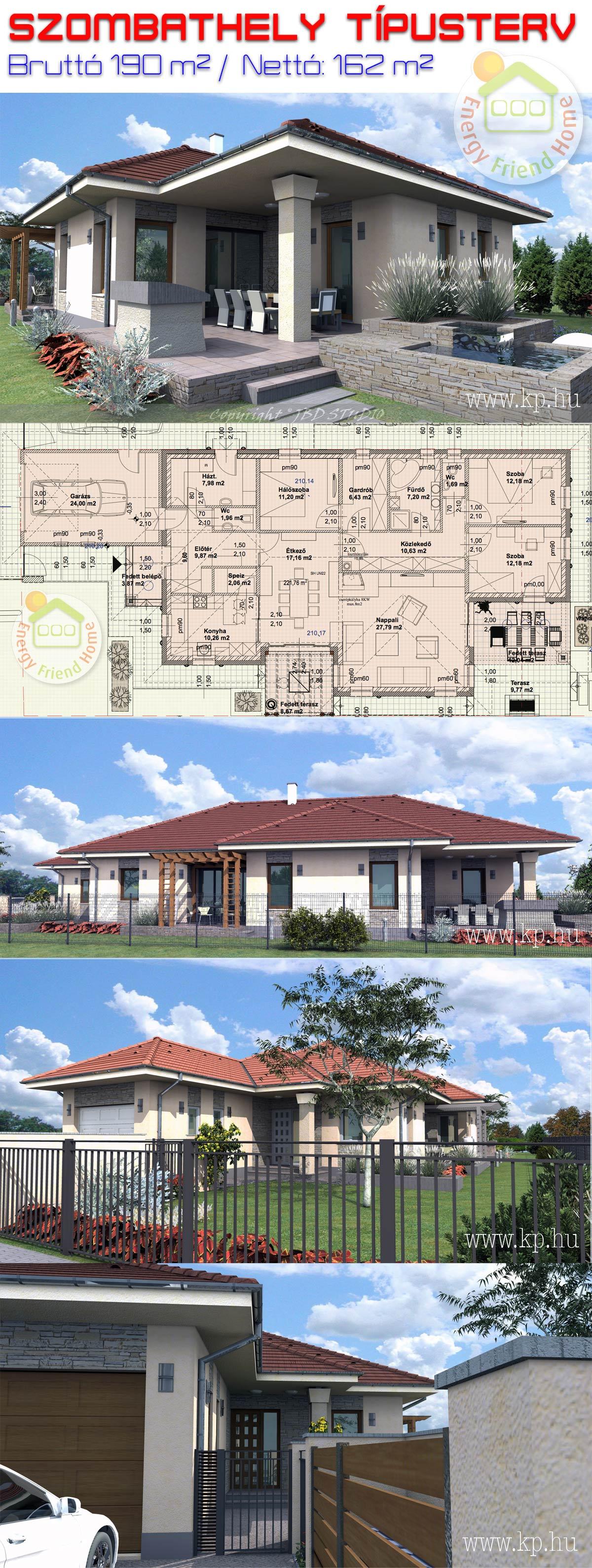Szombathely-családi-ház-típusterv